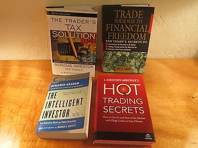 THE INTELLIGENT INVESTOR by Graham + 3 more investing bks ©1999-2006 Used Exc