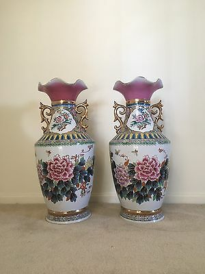 Chinese Antique hand painted vase