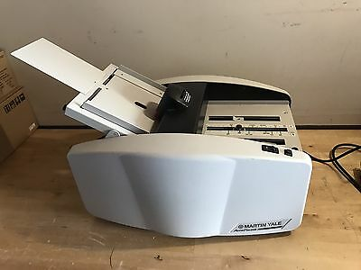 MARTIN YALE Autofolder MODEL 1601110 Paper folding Machine Tested Working