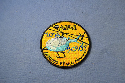 Airbus Helicopters BO105 8,000,000 Flight Hours Patch