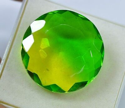 Awesome 87.00 Ct EGL Certified Multi-Color Tourmaline Loose Gemstone~CD2686