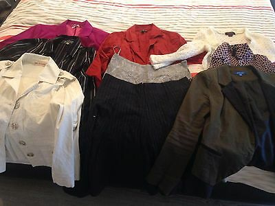 Bulk Womens Clothes - Size S-10 - 9 Items - Valleygirl, Tempt, CKM, etc