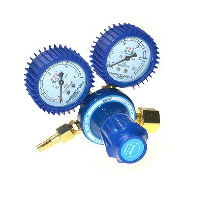 Oxy Oxygen Gas Welding Welder Regulator Pressure  Reducing Gauge