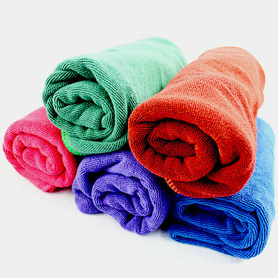 NEW Travel Microfibre Quick Drying Camping Sports Bacteriostatic Swimming Towel