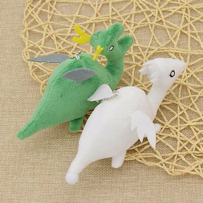 Miss Kobayashi's Dragon Maid Dragon Plush Toy Keychain Key Ring Charm Anime New