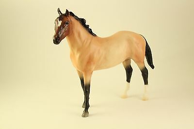Breyer #61017 Buckskin Roan from Veterinary Care Gift Set Horse Classic Toy