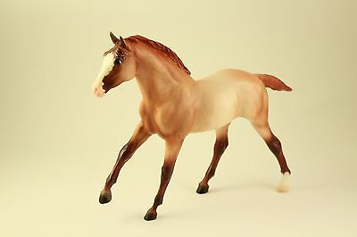 Breyer #1367 Fizz-Cantering Foal American Quarter Horse Figurine Classic Toy