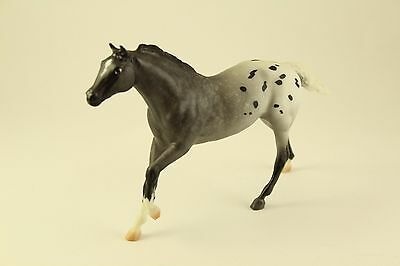 Breyer #1655 Padlock Pals Spotted Appaloosa Sport Horse Retired Figurine Toy