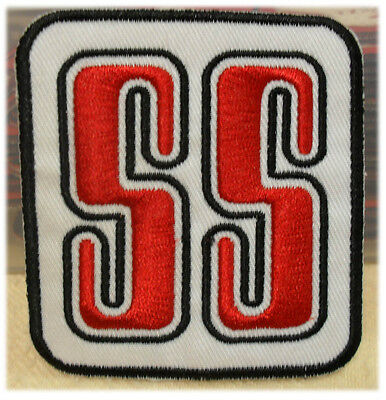 Torana SS Embroided Patch