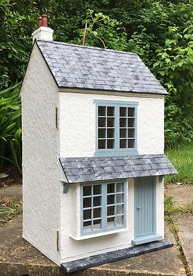 Beautiful 1/12th Scale Hand Made Unique Dolls House 'Barnacle Cottage'