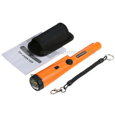 GP Automatic Pointer Metal Detector Pinpointer Waterproof ProPointer & Holster