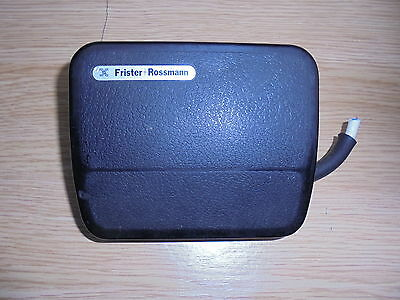 Frister Rossmann Sewing Machine 3 Pin Foot Pedal / Controller Type Yc-110
