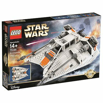 Lego 75144 Star Wars Snowspeeder Ucs Brand New Sealed Box