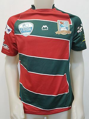 Maglia Shirt Rugby Oltrefesina Sirena Stefano N.1 Tg.m Jersey Italy Match R4