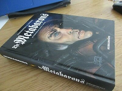 the metabarons humanoids hardcover graphic novel 500+ pages jodorowsky free post