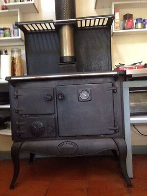 Wood Stove - Stanley Waterford