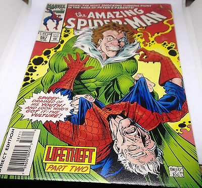 C12  The Amazing Spider-Man (Issue:387) March 1994 Marvel Comics
