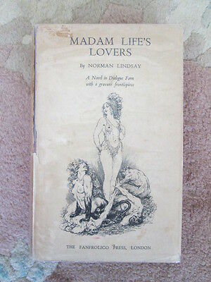 "Norman Lindsay's ""madam Life's Lovers"""