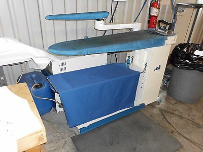 Veit Suction Industrial Ironing Table. Pickup Atlanta, Ga Area Only