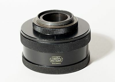 Leitz - Leica - Vxzoo - Helical Focusing Mount For 50 Mm Elmar