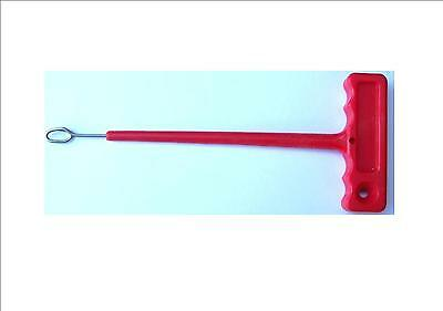 T Bar Disgorger Hook Remover Fish Sea Beach Boat  Q Shaped