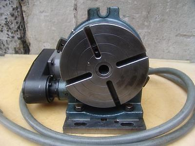 "Haas 8Rtv Rotary Table 8"" For Cnc Machine 11 Pin"