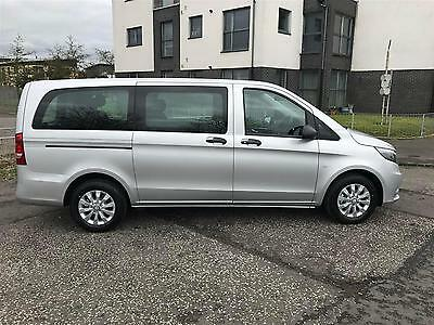Mercedes-Benz Vito 116 Select Long 8 Seat Finance option only