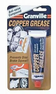 Granville Copper Grease 70g - anti-seize compound for use with brakes- 0148a