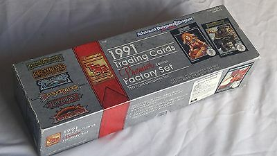 dungeons and dragons cards factory set 1991