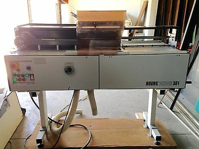CP Bourg BB 361 Perfect Binder Still Brand New For Sale!!!
