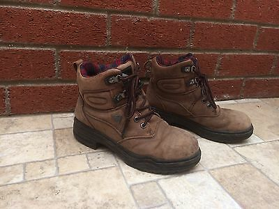 Mountain Horse Classic Short Riding Boots Size 3 1/2