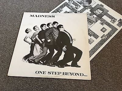 Madness - One Step Beyond - 1979 Lp With Inner Sleeve - Lots More Ska & 2 Tone!!