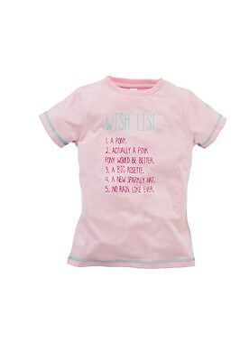 Harry Hall Wish List Junior T