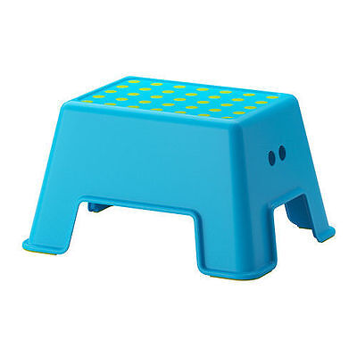 Ikea Bolmen step stool, non slip safety step for children adults or kids - new