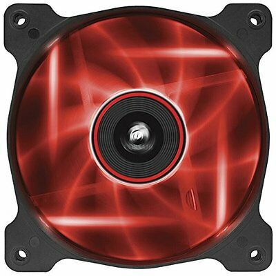 Corsair Air Series AF120-LED Ventola, Insonorizzatto, 120mm, Flusso d'Aria Eleva