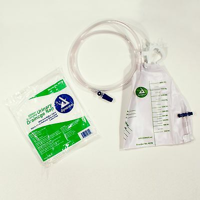 Urinary Drainage Bags Sterile Anti Reflux Valve, Air Vent, etc 2000ml #4270