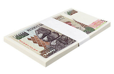 Zimbabwe 500 Dollars X 50 (PCS), 2004, P-11, UNC, Half Bundle, Pack