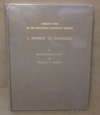 Roman Coins in the Princeton University Library by Levy & Bastein