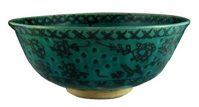 Unusual 16th/17th Century Islamic Pottery Bowl