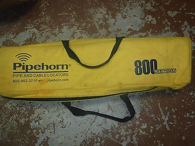 Pipehorn 800 Series Pipe / Cable Locators Single High-frequency Unit P800H