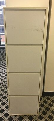 4 Draw filling cabinet