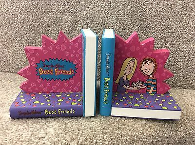 Jacqueline Wilson's BEST FRIENDS Book Ends - USED
