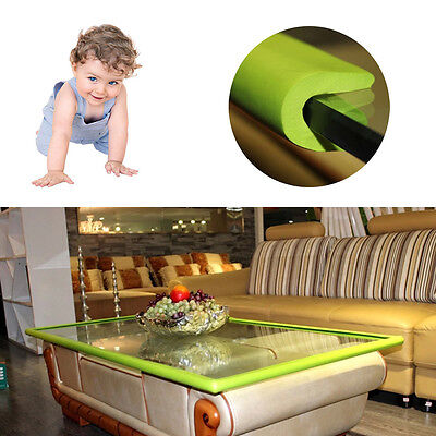 Kids Baby Safety Table Edge Corner Cushion Cover Guard Strip Softener Protection