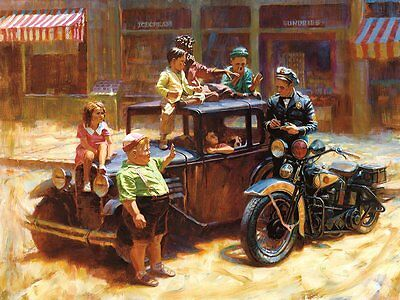 "Direct from the Artist - ""Something Stinks"" limited  paper print by David Uhl"