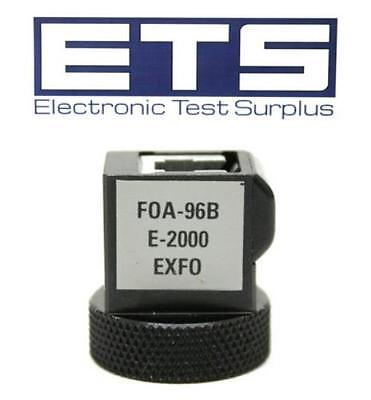 Exfo FOA-96B Fiber Optic Adapter For E-2000 OTDR
