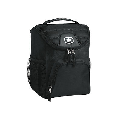 Ogio Golf Chill 6-12 Cooler - Holds 6-12 Cans - Black