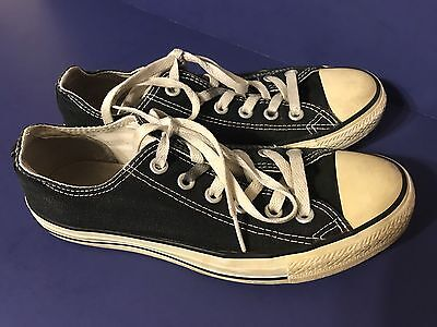 Mens Converse All Star Low Canvas Tennis Athletic Sneaker Size 5.5 Guc