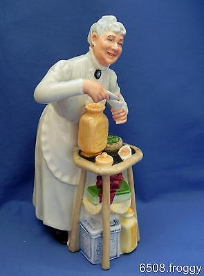 ROYAL DOULTON - Figurine **A PENNY'S WORTH** HN 2408 - Mint!