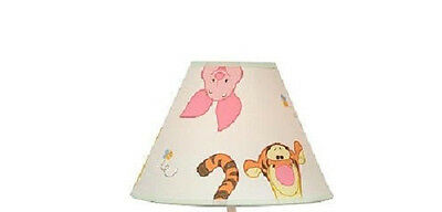 Disney Winnie The Pooh & Friends - Lamp Shade Only - Lamp Topper