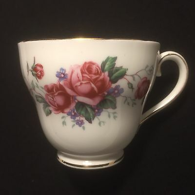 Adderly Fine China Cup With Roses